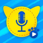 Кошачий переводчик шутка icon