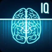 IQ test by photo prank icon
