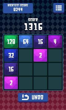 2048 Puzzle Classic poster