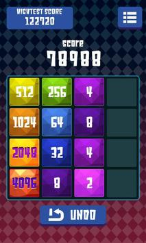 2048 Puzzle Classic apk screenshot