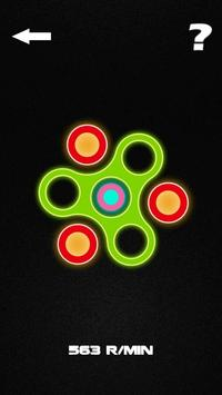Fidget Spinner Mania screenshot 1