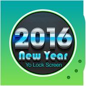 New Year Yo Lock Screen icon