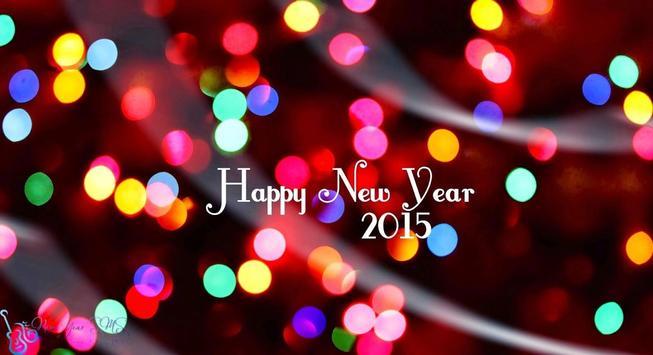 Happy New Year 2015 screenshot 1