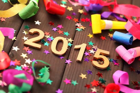 Happy New Year 2015 screenshot 2
