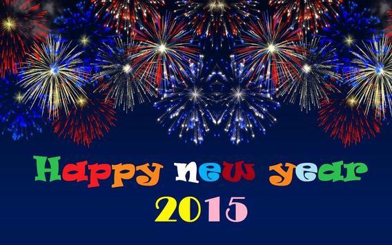 Happy New Year 2015 screenshot 3