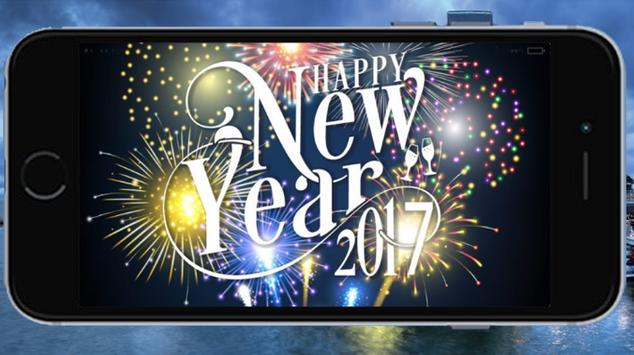 New Year Greeting Cards poster
