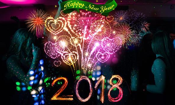 New Year Photo Frames 2018 screenshot 2