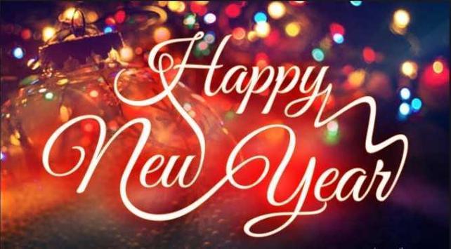 Happy New Year 2018 Greetings apk screenshot