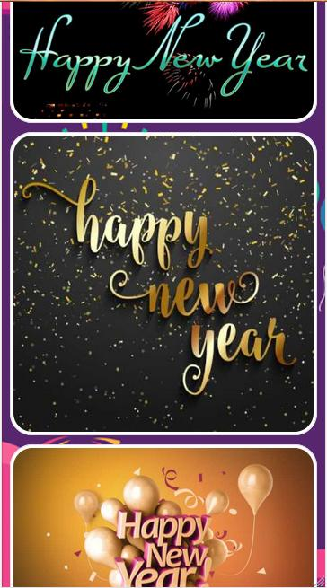 Happy New Year Images poster
