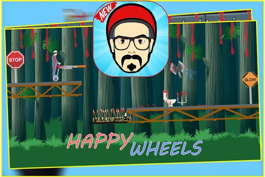 Happy Crazy Super Wheel screenshot 1