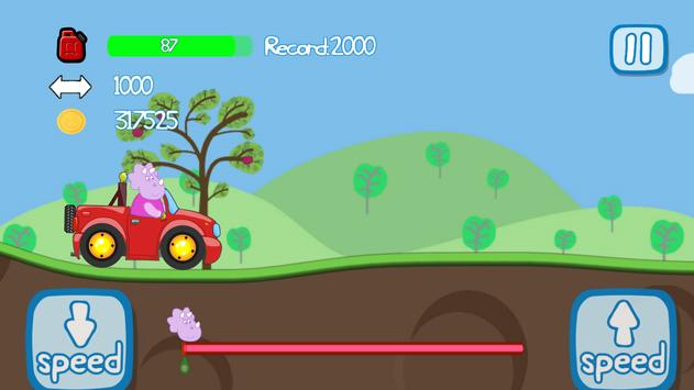 Peppa : car adventures screenshot 4