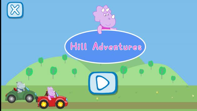 Peppa : car adventures poster