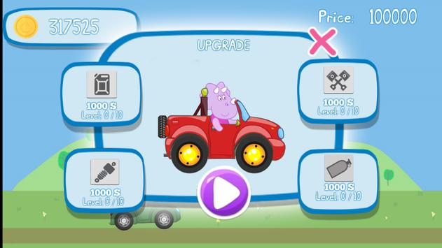 Peppa : car adventures screenshot 11