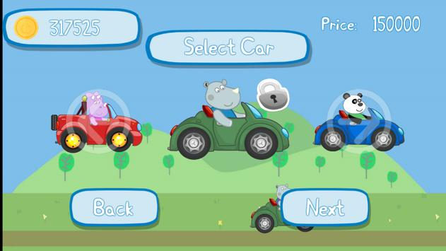 Peppa : car adventures screenshot 2