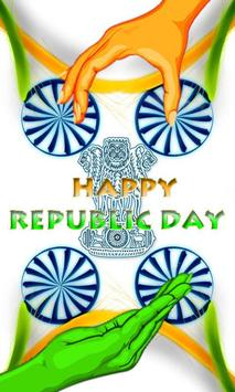 Republic Day Live Wallpaper screenshot 1