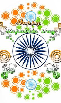 Republic Day Live Wallpaper screenshot 2