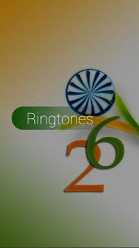 Republic Day 2017 Ringtones poster