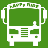 happyRide icon