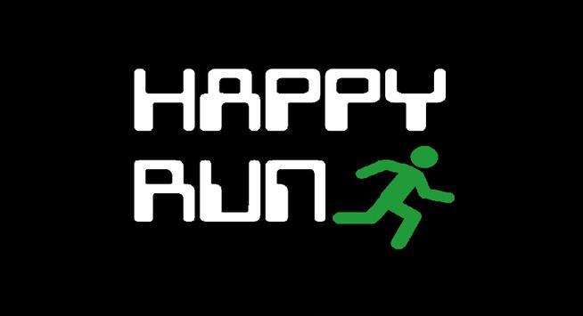 Happy Run poster