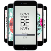 Happy Wallpapers HD icon
