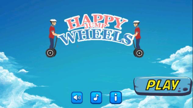 Happy Jump Wheelz poster