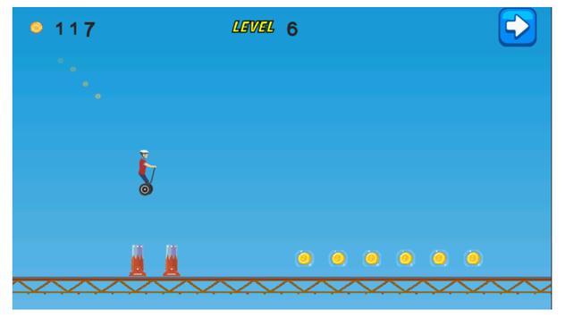 Happy Jump Wheelz screenshot 2