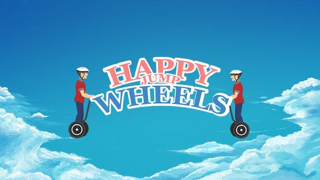 Happy Jump Wheelz screenshot 3