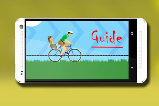 Guide For Happy Wheels games poster