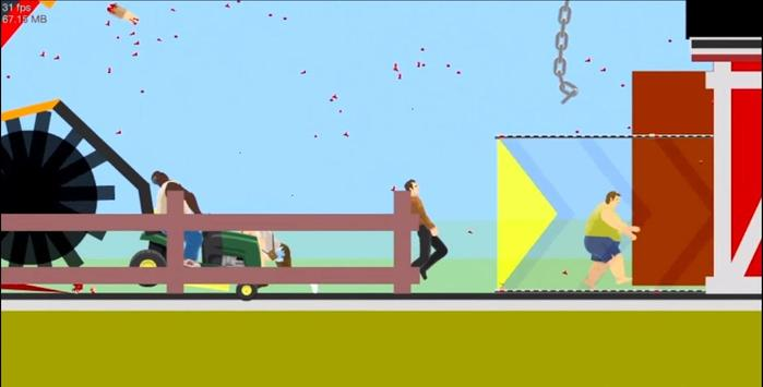 Tips Happy Wheels poster