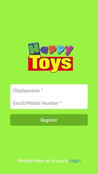 HAPPY TOYS poster