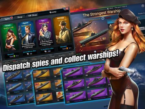Warship Commanders poster
