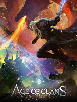 Age of Clans poster