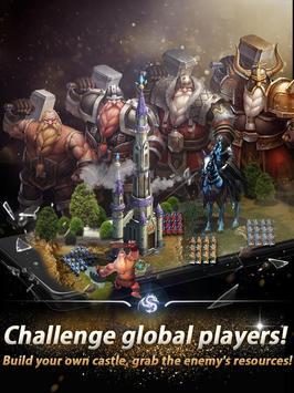4 Schermata Age of Clans