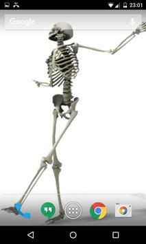 Dancing Skeleton Wallpaper apk screenshot