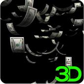 Money Video Live Wallpaper HD icon