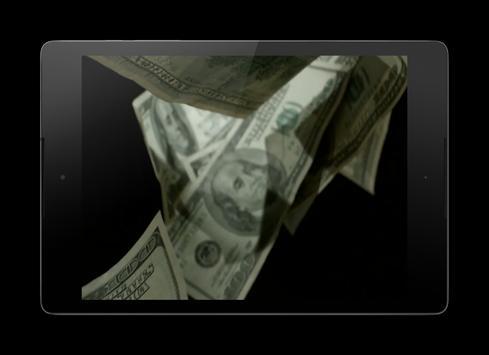 Money Video Live Wallpaper HD poster