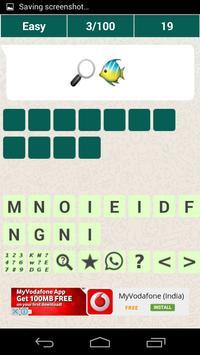 Emoji Movie Quiz for WhatsApp apk screenshot