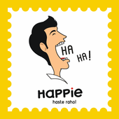 Happie- Jokes, Funny Jokes App icon