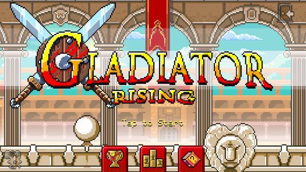 Gladiator Rising постер