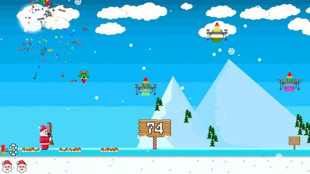 Santa vs Drones apk screenshot