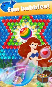 Bubble Happy Mermaid : Fantasy World screenshot 10