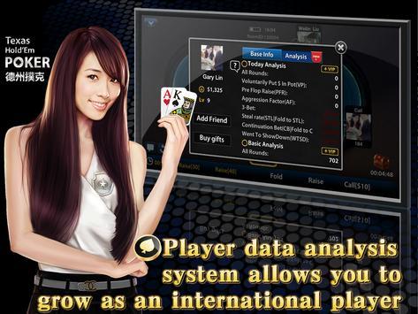 Hi Poker - Texas Holdem Saga apk screenshot