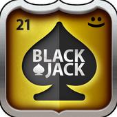 BlackJack 21— Free live Casino icon