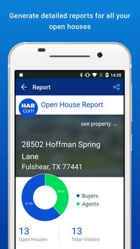 HAR Open House Registry screenshot 2