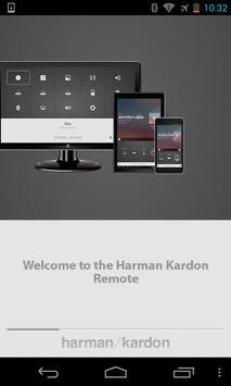 Harman Kardon Remote poster