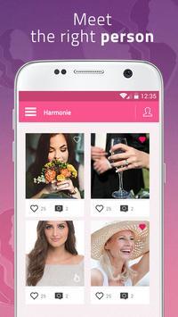 Application Harmonie screenshot 1