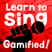 Learn to Sing - Sing Sharp icon