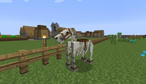Horse Mods for Minecraft PE apk screenshot