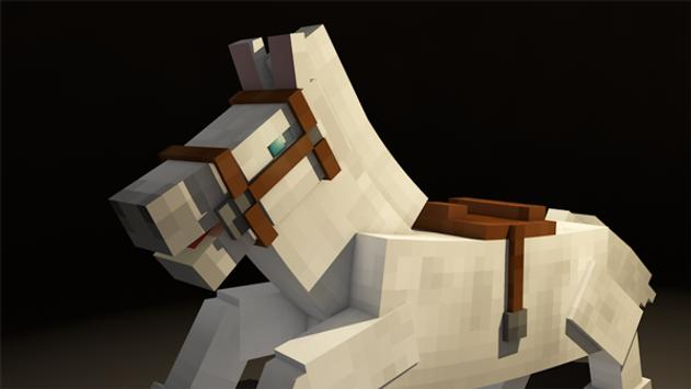Amazing Horse Mods Minecraft apk screenshot
