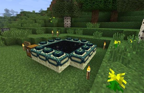 Amazing Portal Mods Minecraft apk screenshot